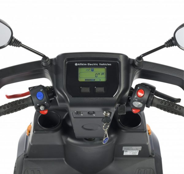 tga breeze s4 controls