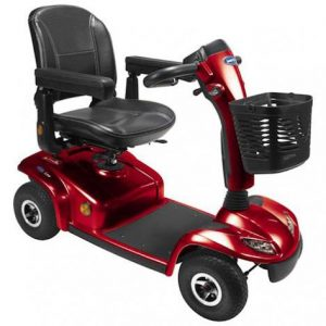 invacare-leo-red