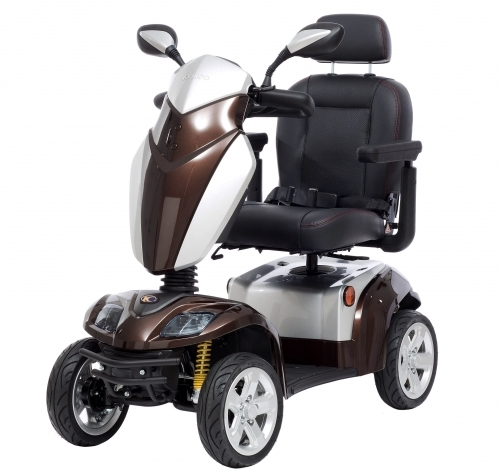 Kymco Agility Brown