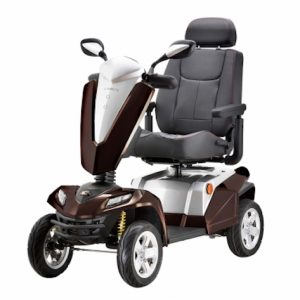 Kymco Maxer Brown