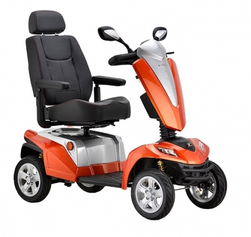 Kymco Maxer Orange