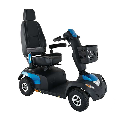 Invacare-Comet-Pro-mobility-scooter