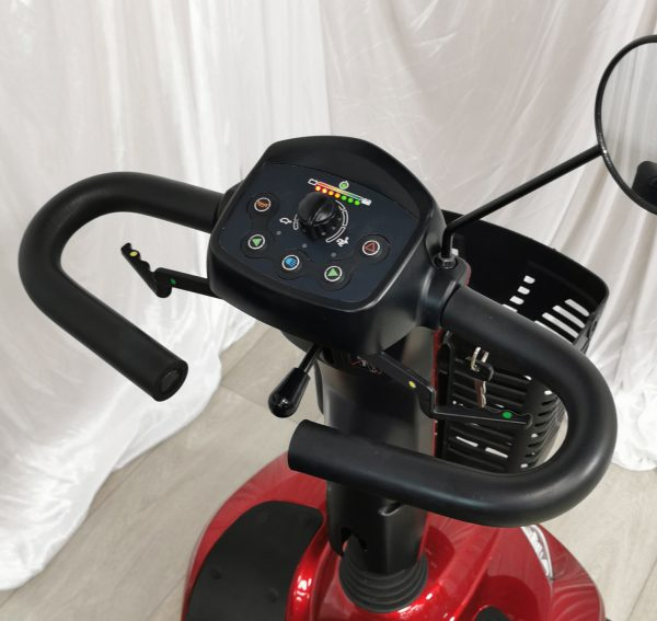 invacare leo controls