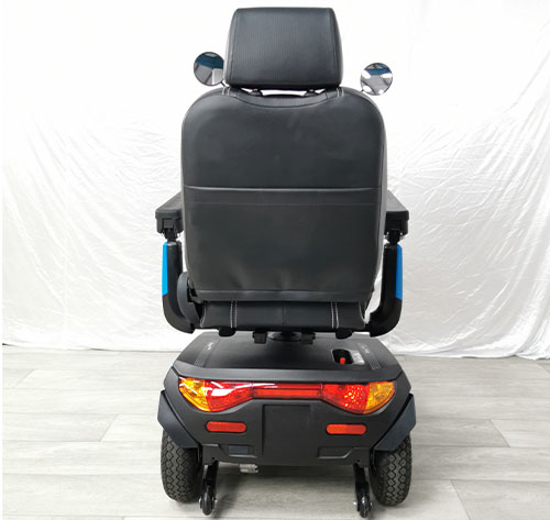 invacare orion metro lights