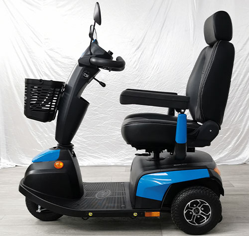 invacare orion metro side