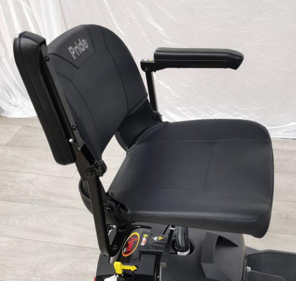 pride apex lite seat