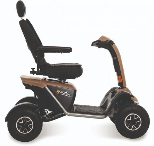 Pride Ranger wheels