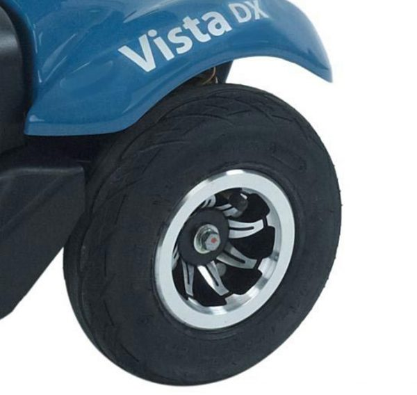 rascal vista dx wheel