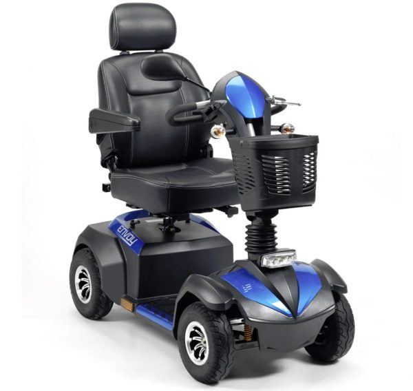drive envoy 8+ blue