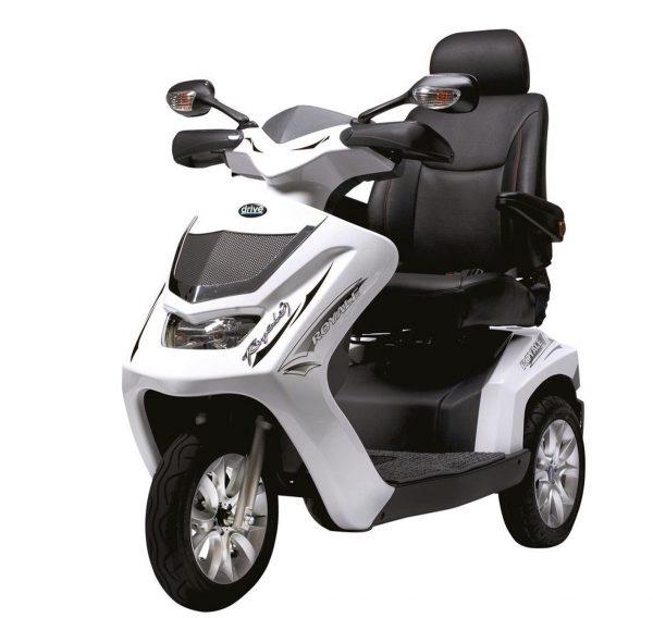 drive royale 3 white