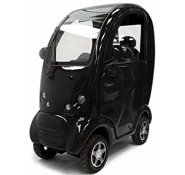 Scooterpac Cabin Car black