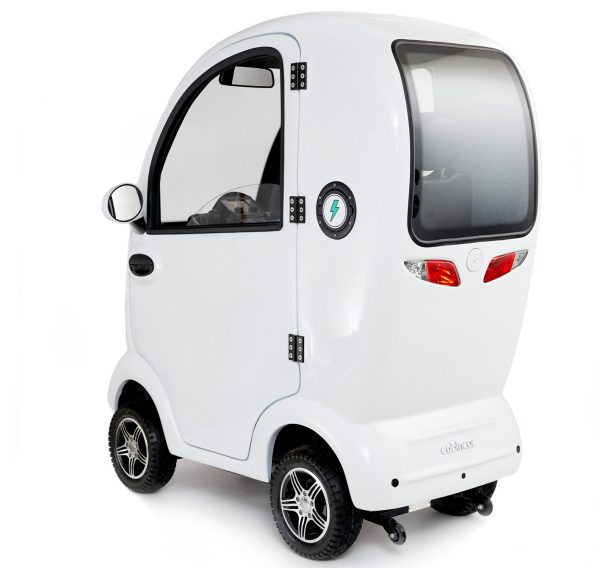 Scooterpac Cabin Car rear