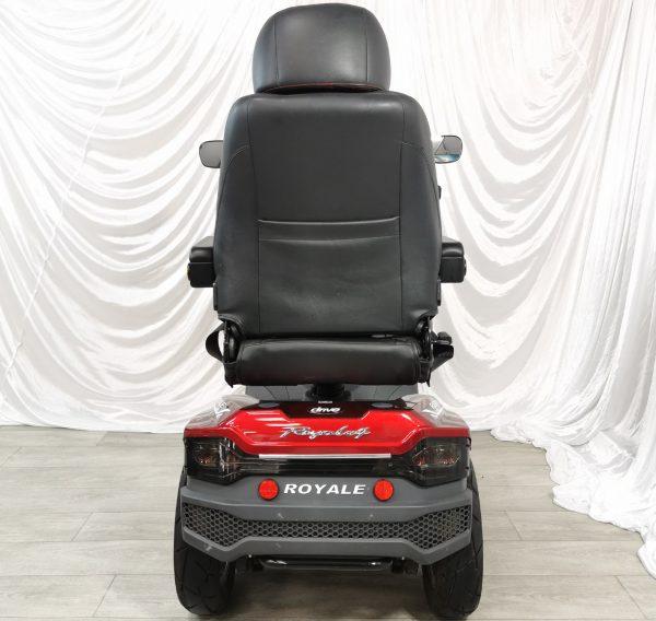 drive royale rear