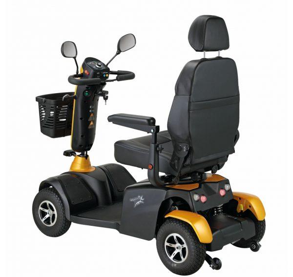 excel-roadster-dx8 rear
