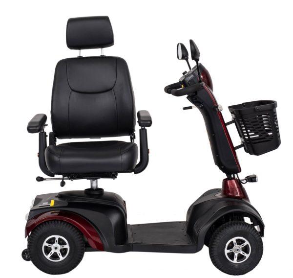 excel-roadster-dx8 side