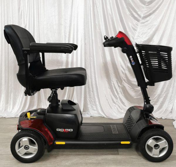 go-go elite traveller sport wheels