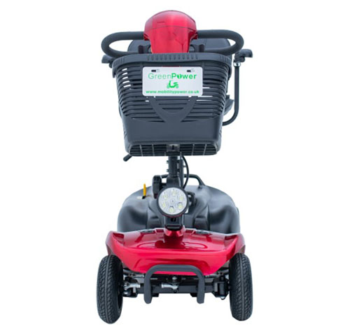 greenpower-bh220-front
