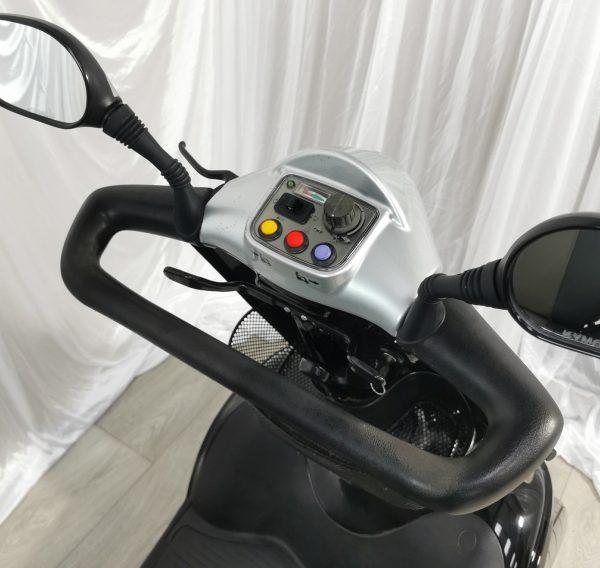 kymco maxi xls controls