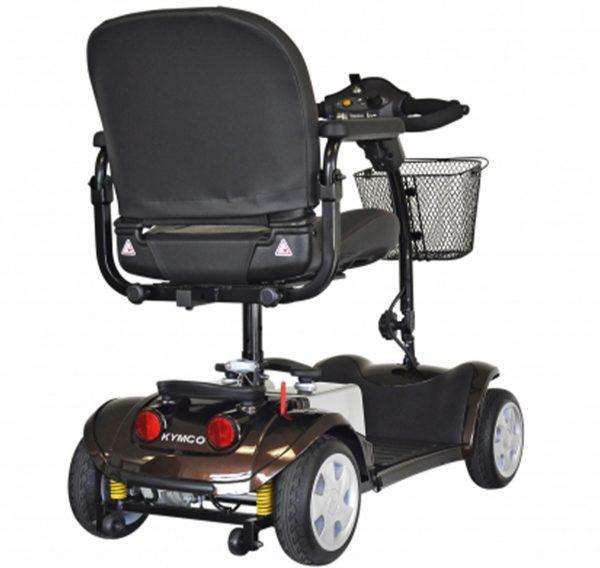 kymco mini comfort rear
