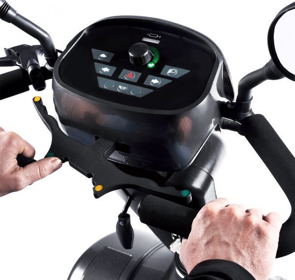sterling s425 controls
