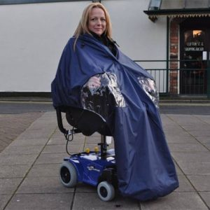 splash-powerchair-cape-lined