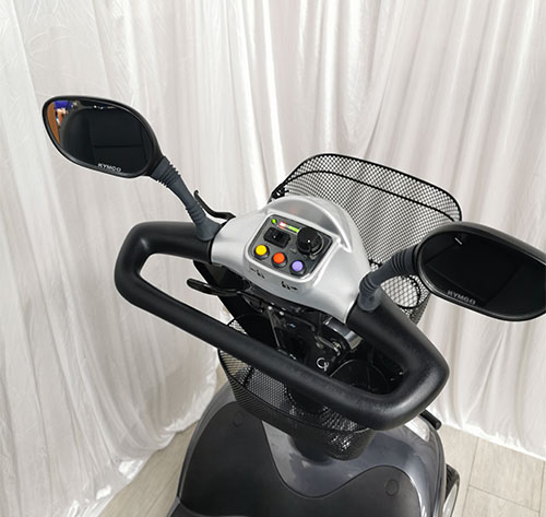 kymco-maxi-xls-controls