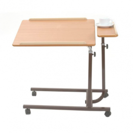 split-overbed-table