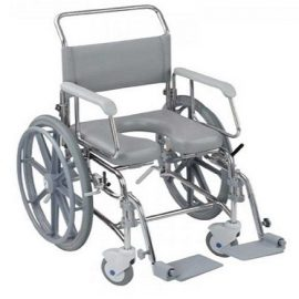 TransAqua Shower Commode Chair