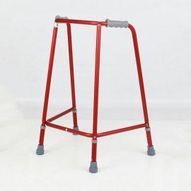 days-red-walking-frames-adjustable-height